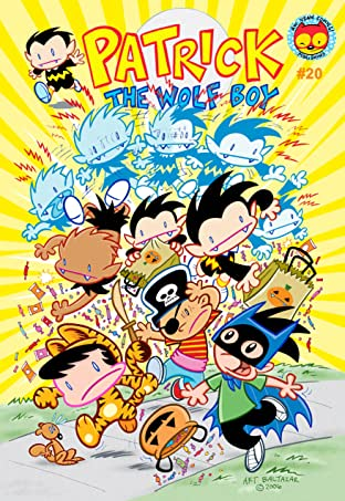 Patrick the Wolf Boy #20