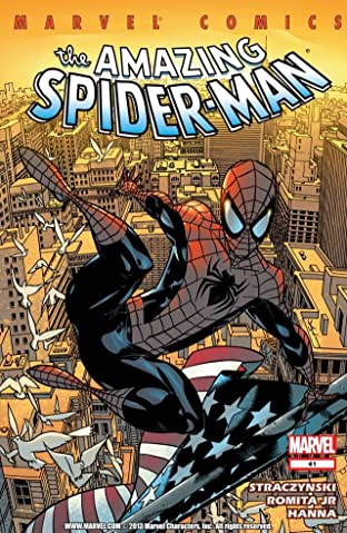 Amazing Spider-Man (1999-2013) #41