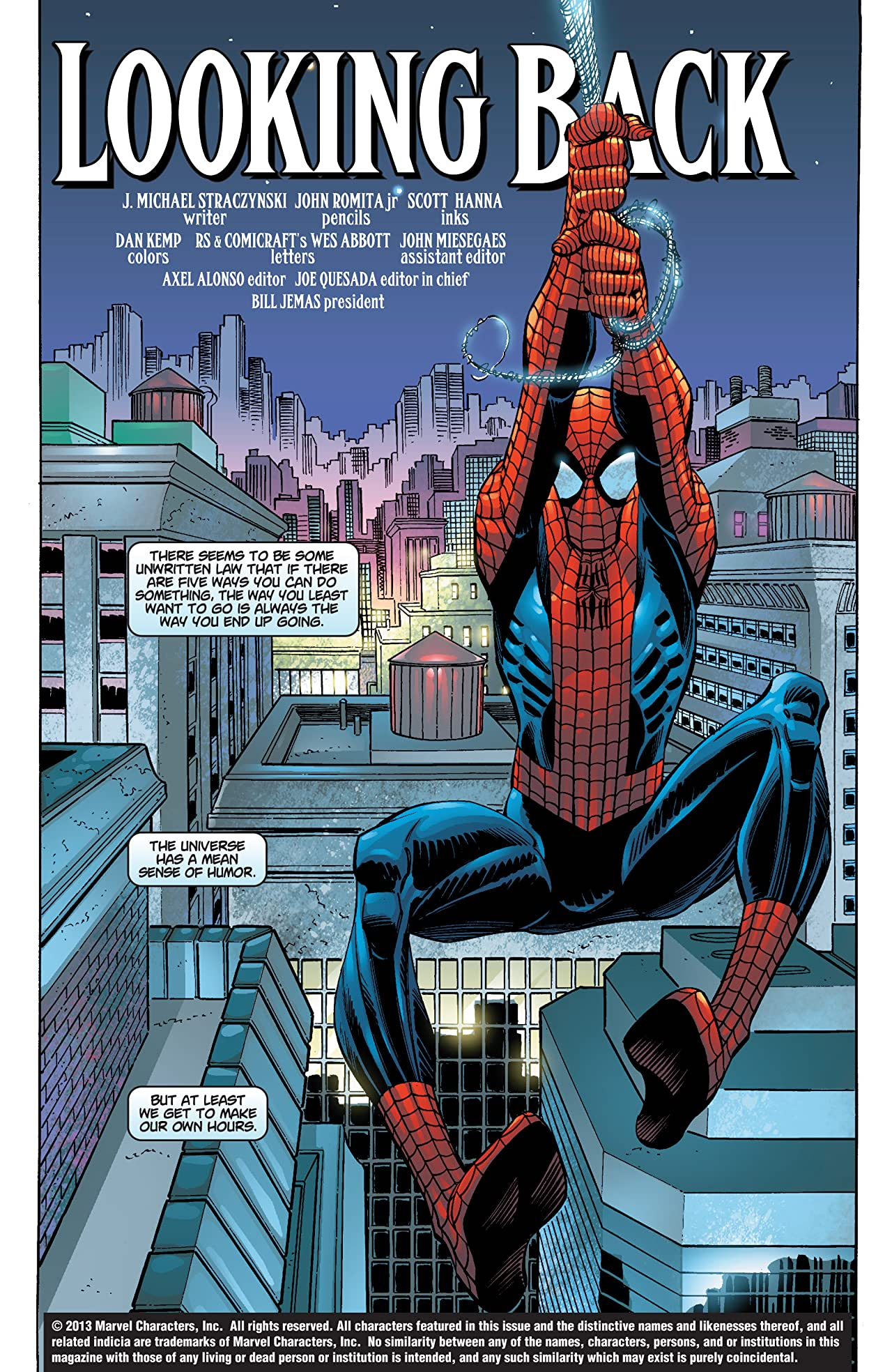 Amazing Spider-Man (1999-2013) No.41