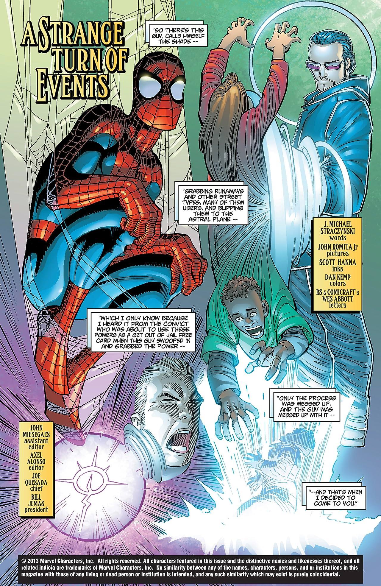 Amazing Spider-Man (1999-2013) #42