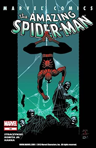 Amazing Spider-Man (1999-2013) #44