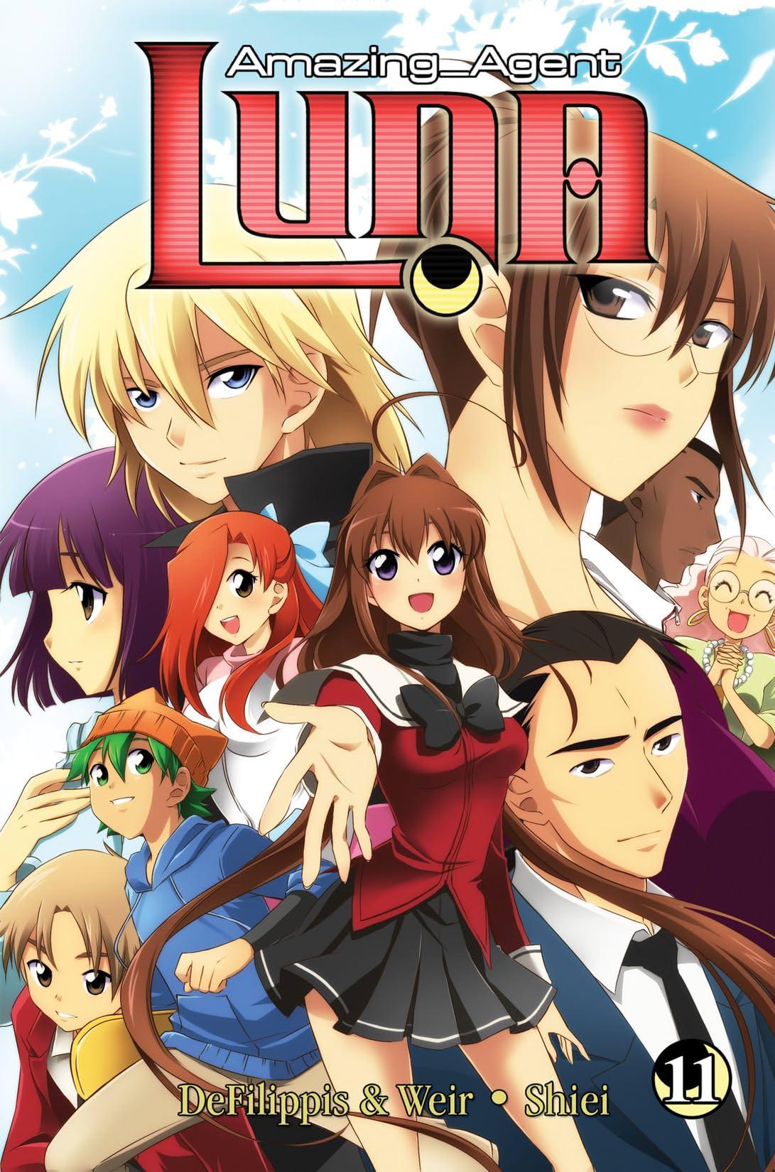 Amazing Agent Luna Vol. 11