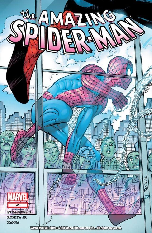 Amazing Spider-Man (1999-2013) No.45