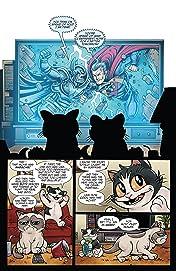 Grumpy Cat – FCBD 2016 Edition