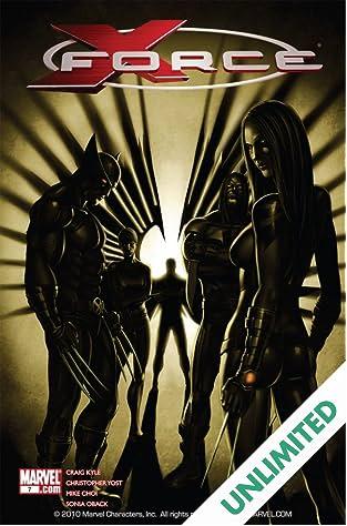 X-Force (2008-2012) #7