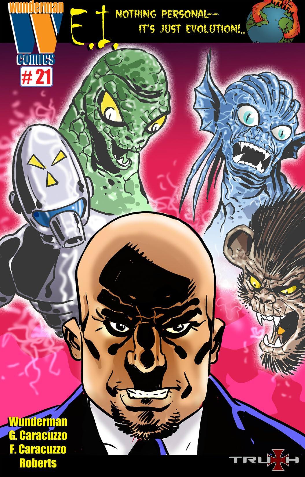 E.I. - Earth Invasion #21