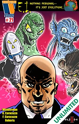 E I Earth Invasion 21 Comics By Comixology