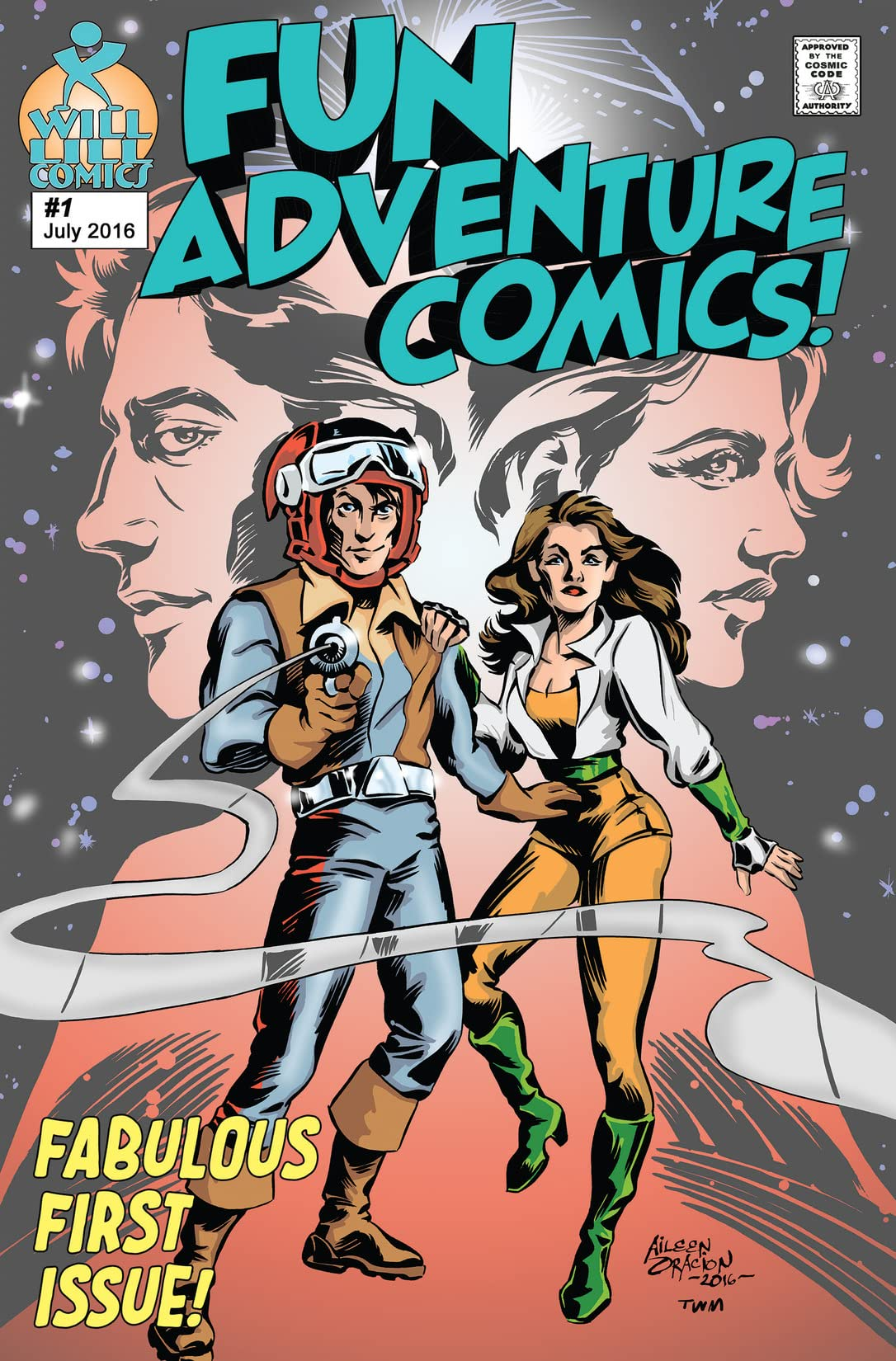 Fun Adventure Comics! #1