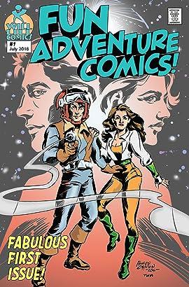 Fun Adventure Comics! #1