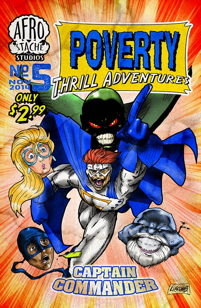 Poverty Thrill Adventures #5