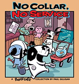 No Collar, No Service: A Pooch Cafe Collection