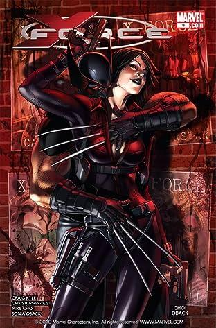 X-Force (2008-2012) #9