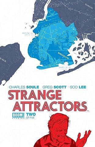 Strange Attractors (2016-) #2