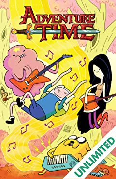 Adventure Time Vol. 9