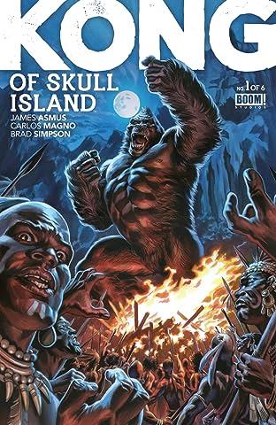 Kong of Skull Island No.1