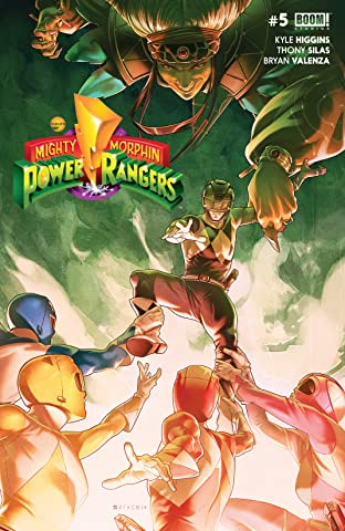 Mighty Morphin Power Rangers No.5