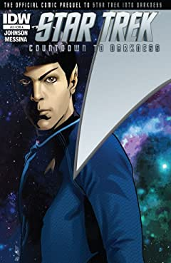 Star Trek: Countdown To Darkness No.3