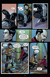 Star Trek: Countdown To Darkness #3