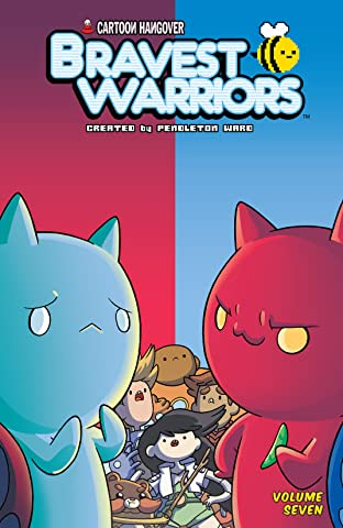 Bravest Warriors Vol. 7