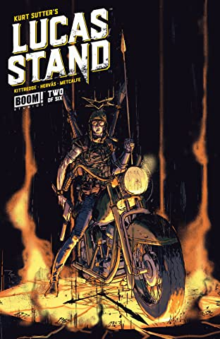 Lucas Stand #2