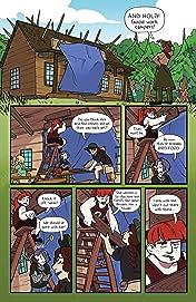 Lumberjanes #28