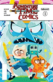 Adventure Time Comics No.1