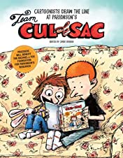 Team Cul de Sac: Cartoonists Draw the Line at Parkinson's