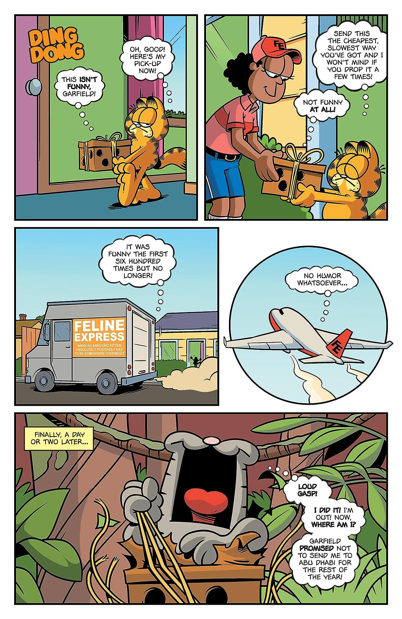 Garfield 2016 Summer Special