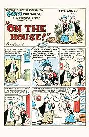 Popeye Classics No.8