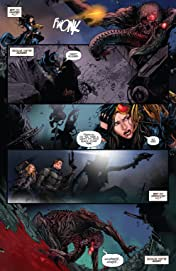 Van Helsing vs. Frankenstein #1