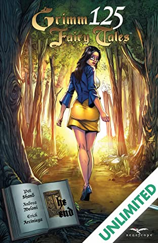 Grimm Fairy Tales #125