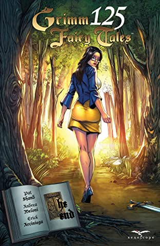 Grimm Fairy Tales No.125