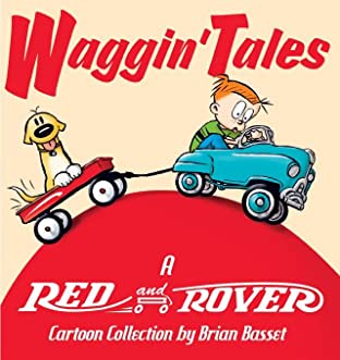 Waggin' Tales: A Red and Rover Collection