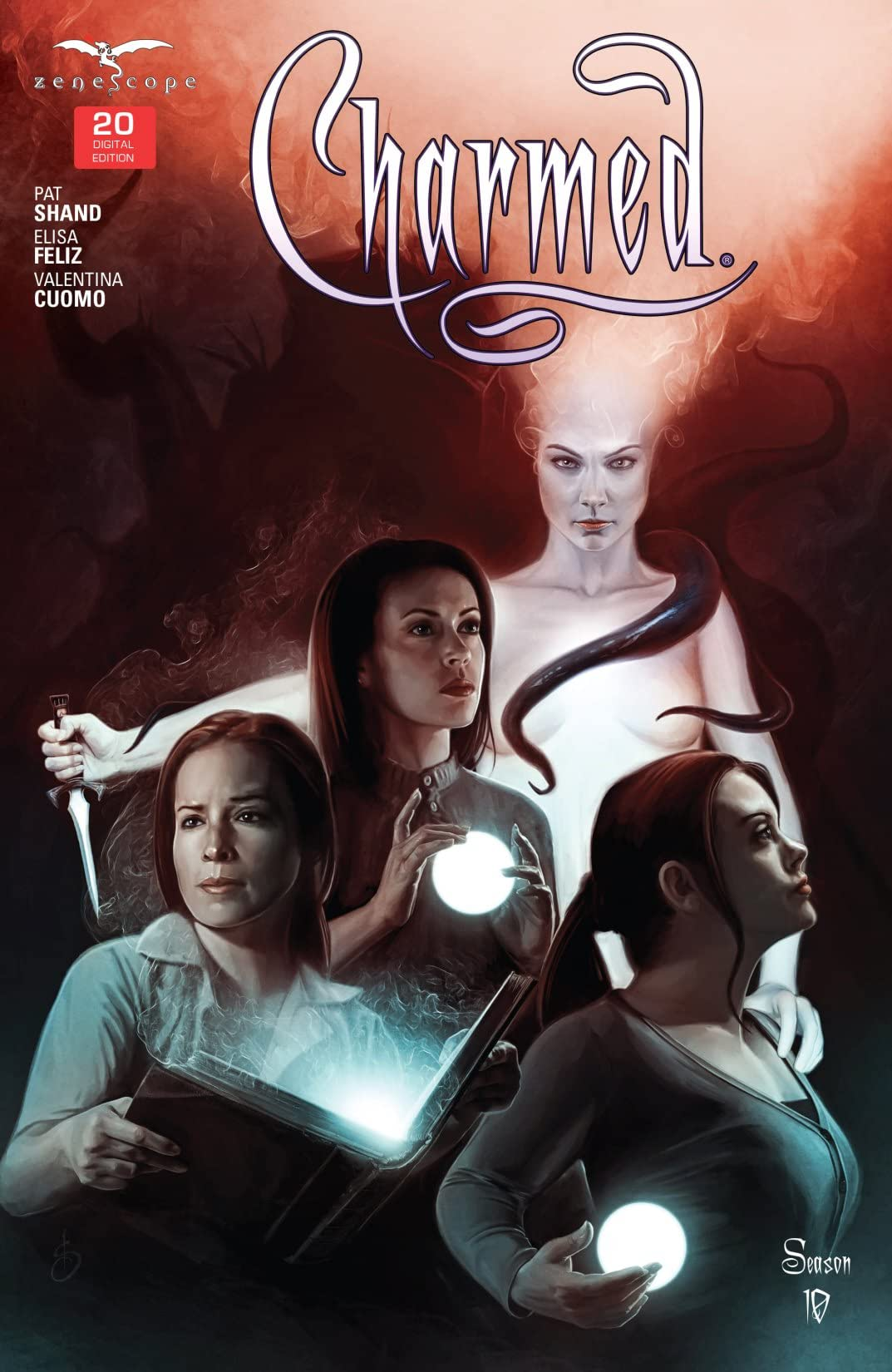 Charmed: Season 10 #20