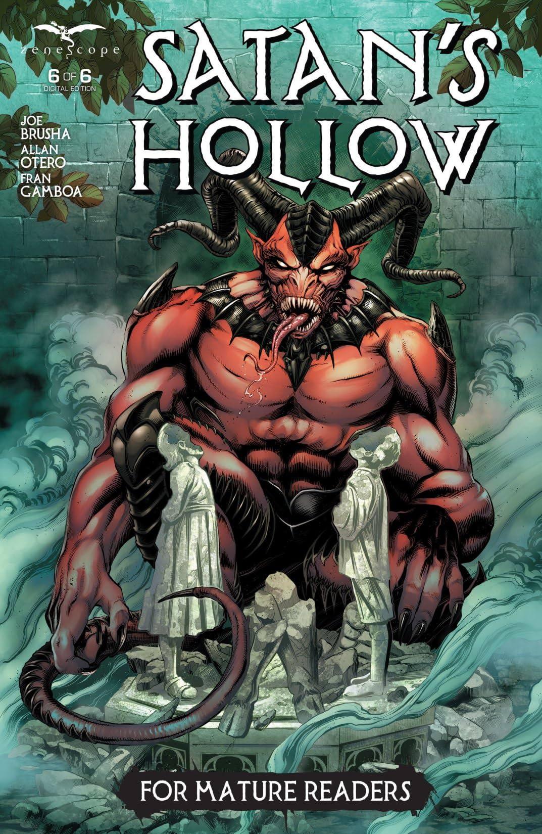 Satan's Hollow #6