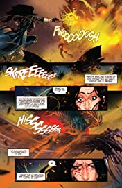 Van Helsing vs. Frankenstein #2