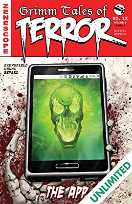 Grimm Tales of Terror Vol. 2 #12