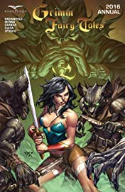 Grimm Fairy Tales: 2016 Annual