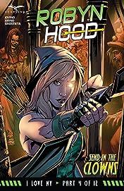 Robyn Hood: I Love NY #4