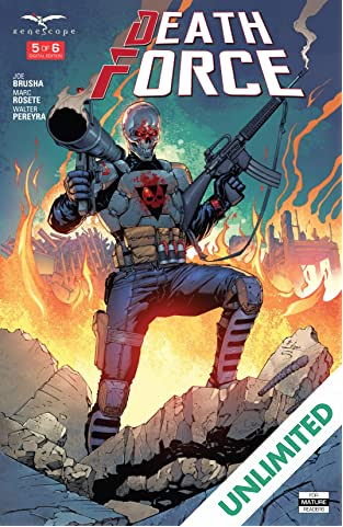 Death Force #5