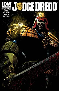 Judge Dredd No.5