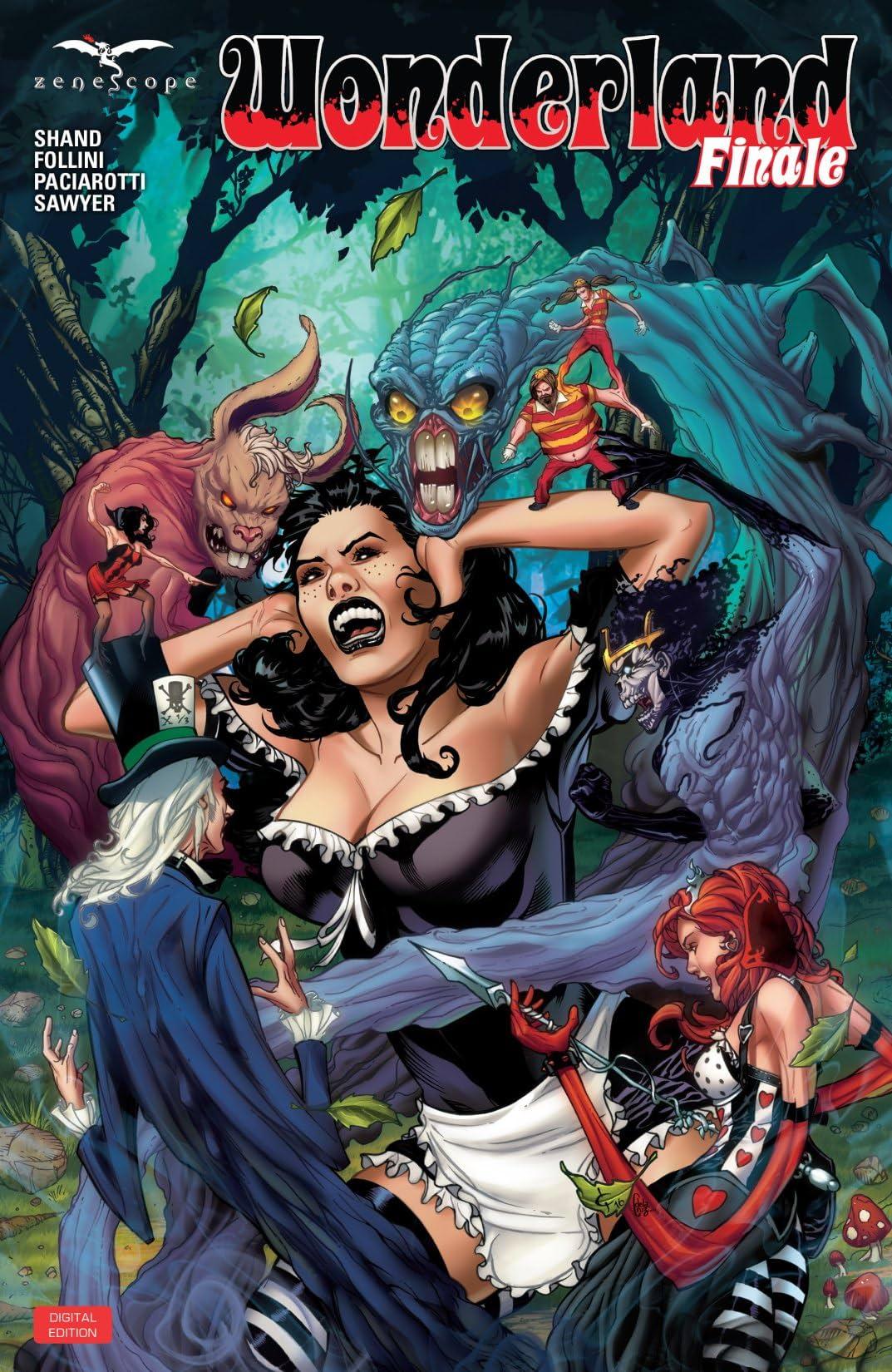 Wonderland: Finale
