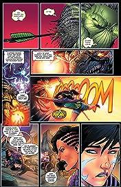 Grimm Fairy Tales: Apocalypse #2 (of 5)