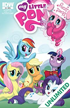 My Little Pony: Friendship Is Magic #5