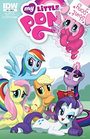 My Little Pony: Friendship Is Magic No.5