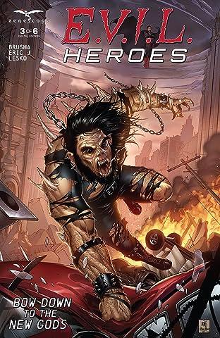 E.V.I.L. Heroes No.3 (sur 6)
