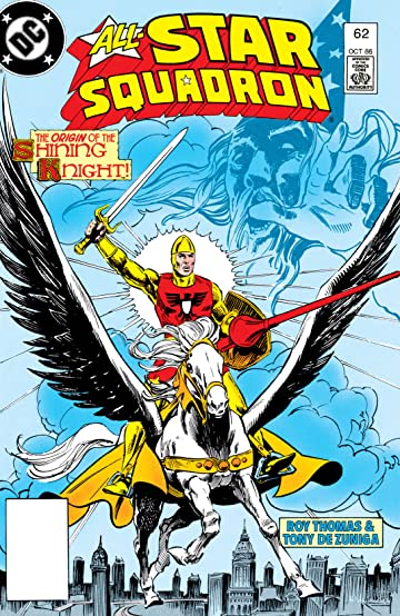 All-Star Squadron (1981-1987) #62