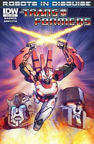 Transformers: Robots In Disguise (2011-2016) No.15