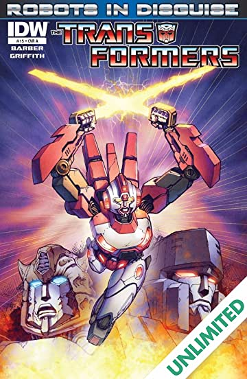 Transformers: Robots In Disguise (2011-2016) #15