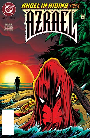 Azrael: Agent of the Bat (1995-2003) #21
